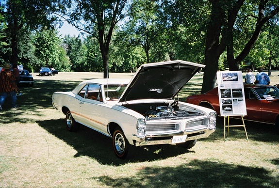 shifterkart26 1966 Pontiac Tempest 4520228