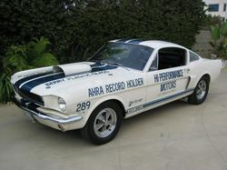 6S2326 1966 Shelby GT350