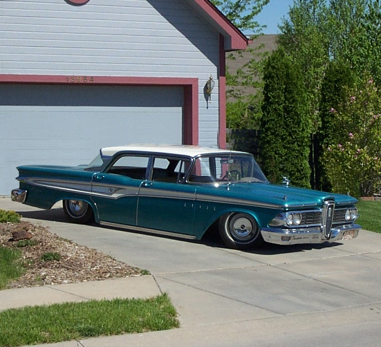 Offtilt 1959 Ford Edsel Corsair Specs Photos