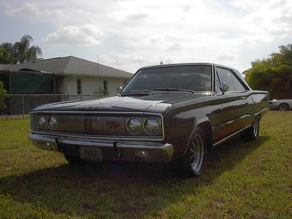 capttim 1967 Dodge Coronet 4525176
