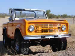 iiispaziiis 1968 Ford Bronco