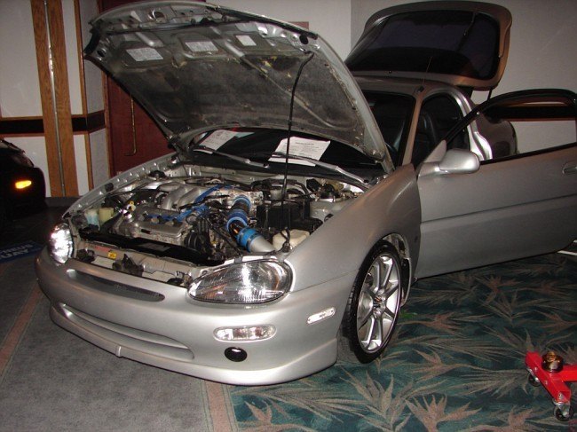 Another Silveracer 1994 Mazda MX-3 post... - 4526388