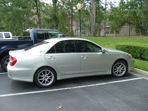 carrey248 2004 toyota camry specs, photos, modification info at Corolla with BBS