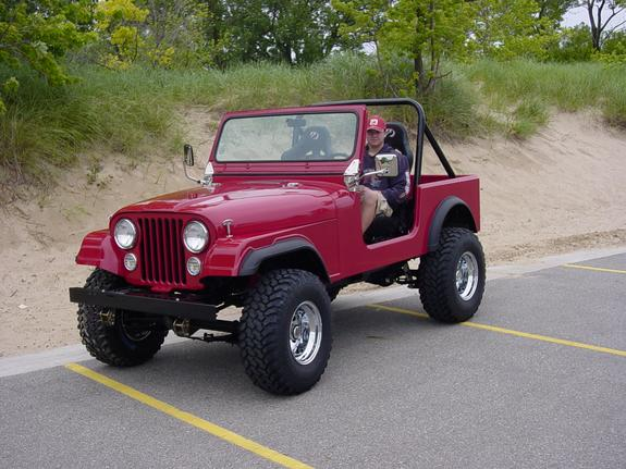juddyb 1984 jeep cj7 specs photos modification info at. Black Bedroom Furniture Sets. Home Design Ideas