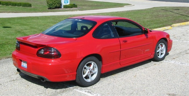 Gp Gtp 99 1999 Pontiac Grand Prix Specs  Photos