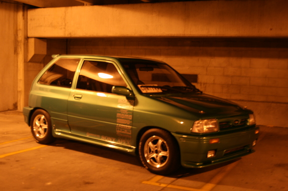 Another greentiva 1993 Ford Festiva post... - 4530676