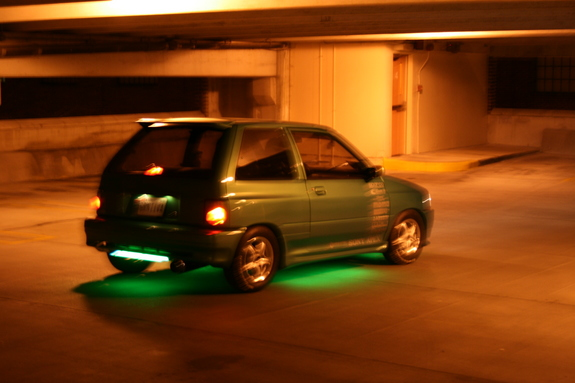 Another greentiva 1993 Ford Festiva post... - 4530677