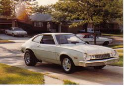 draracer 1978 Ford Pinto