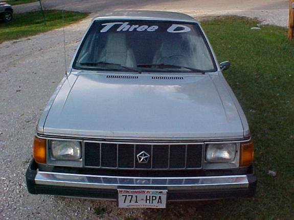 Another MetaFour 1987 Plymouth Horizon post... - 4538092