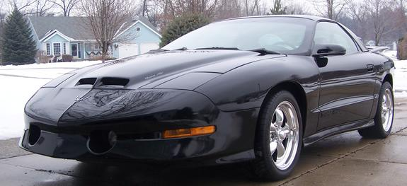 black_93 1993 Pontiac Trans Am