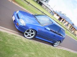 afroboy86 1995 Suzuki Swift