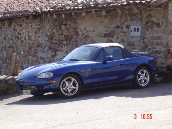 cantabria 1999 mazda miata mx 5 specs photos. Black Bedroom Furniture Sets. Home Design Ideas