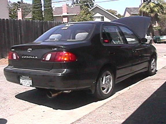 zeminsky 1999 toyota corolla specs photos modification info at cardomain. Black Bedroom Furniture Sets. Home Design Ideas