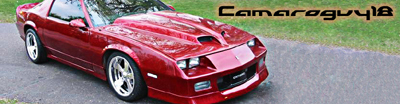 Another Camaroguy18 1986 Chevrolet Camaro post... - 3462967