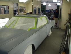 Shaved69 1969 Lincoln Continental 4551409