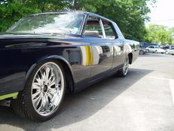 Shaved69's 1969 Lincoln Continental