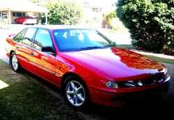 markovr 1994 Holden Commodore