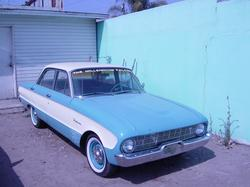 FordFalcon1960s 1960 Ford Falcon