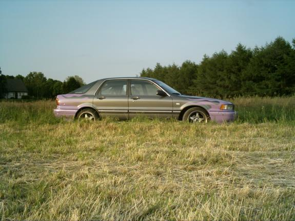 Another Dennisglxi 1991 Mitsubishi Galant post... - 4560143