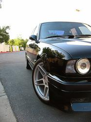 theDogger 1995 BMW 5 Series