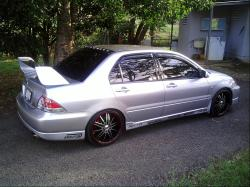 SNIPER_PRs 2004 Mitsubishi Lancer