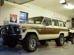 AlmostACar 1979 Jeep Grand Wagoneer