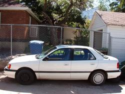 BluGoats 1993 Hyundai Elantra