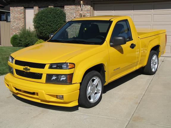 vancannons 2004 Chevrolet Colorado Regular Cab