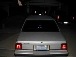 Another bnhyglugli 1987 Oldsmobile Firenza post... - 4570545