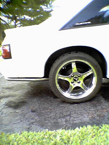 Another chris113 1991 Ford Mustang post... - 4575657