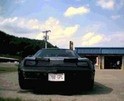 Deathlords 1987 Chevrolet Corvette