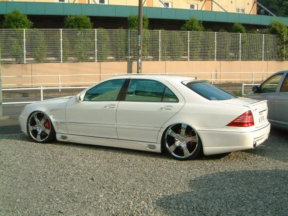 Another sirafu1245 2001 Mercedes-Benz S-Class post... - 4579131