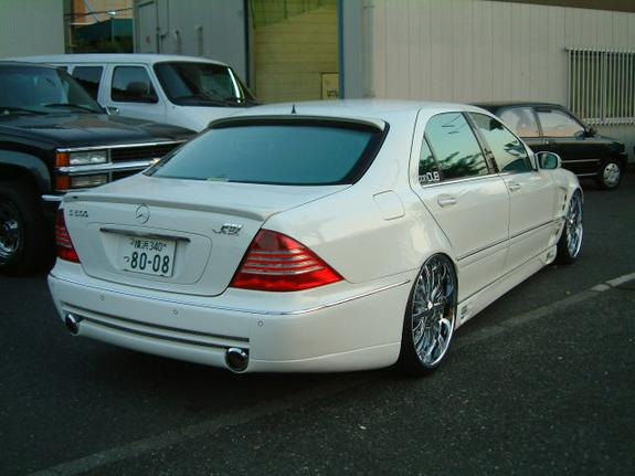 Another sirafu1245 2001 Mercedes-Benz S-Class post... - 4579135