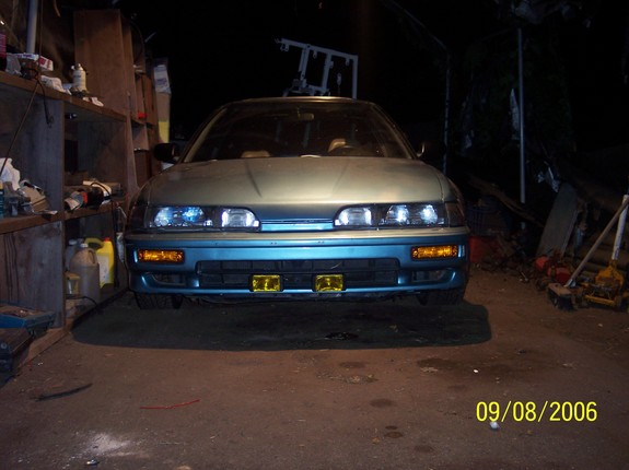 Another 90IntegrraLS 1990 Acura Integra post... - 4579520