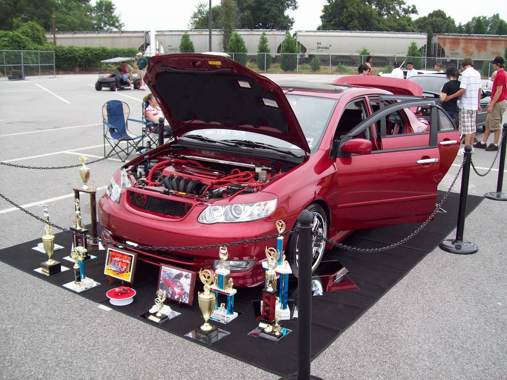 Another Sam Toyota Corolla Post Photo - Car show greensboro