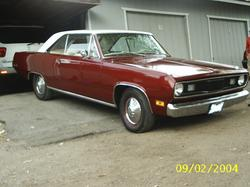 71valiant 1971 Plymouth Valiant