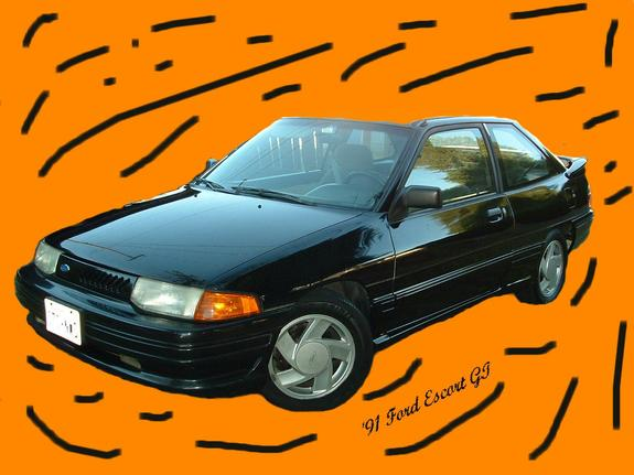 dothedue 1991 ford escort specs photos modification info. Black Bedroom Furniture Sets. Home Design Ideas