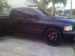 RRCLAIR1 2005 Dodge Ram SRT-10
