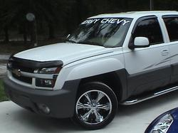 heavyavy 2002 Chevrolet Avalanche