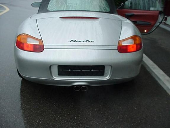Another vwroadrunner 1997 Porsche Boxster post... - 4587989