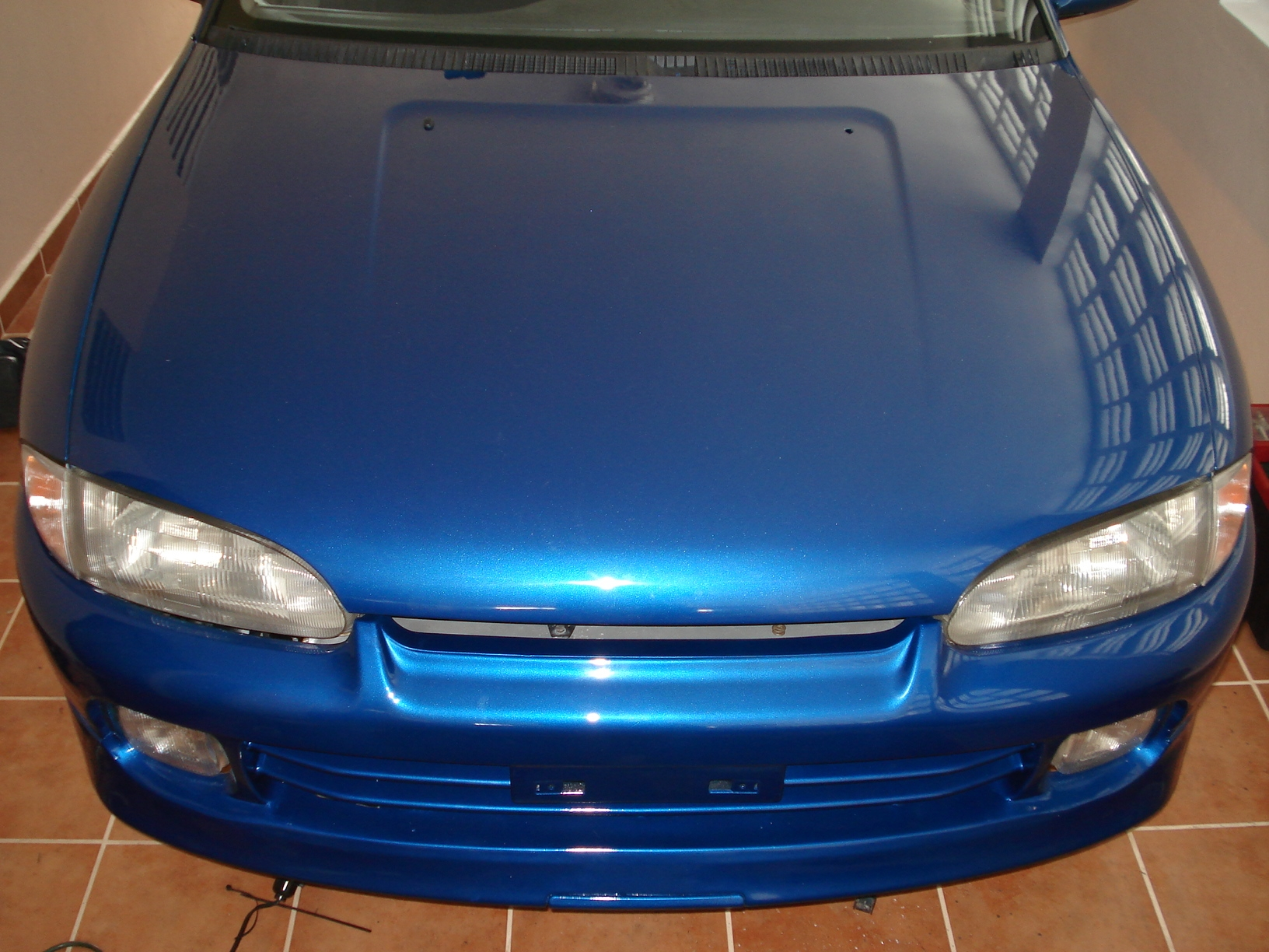 Another carrion85 1993 Mitsubishi Mirage post... - 4588191