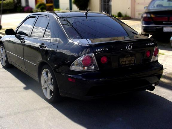 jaeOHen 2004 Lexus IS 4592114
