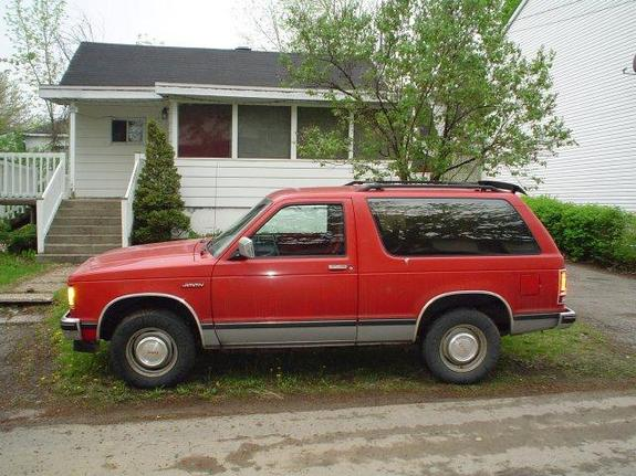 Another MadmaxS15 1986 GMC Jimmy post... - 4596016