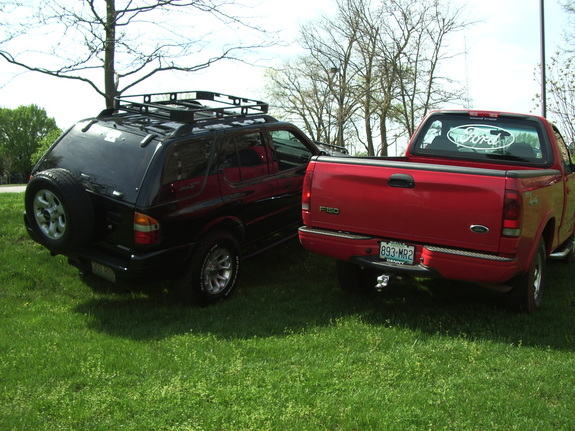 98rodeohotness 1998 isuzu rodeo specs photos. Black Bedroom Furniture Sets. Home Design Ideas