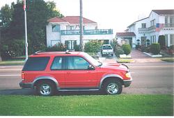 RicksExplorer 1997 Ford Explorer
