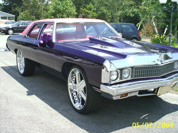 Another yungmoses 1973 Chevrolet Impala post... - 4598723