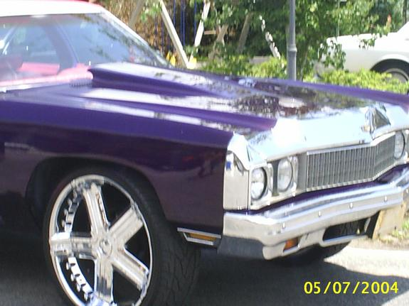 Another yungmoses 1973 Chevrolet Impala post... - 4598725