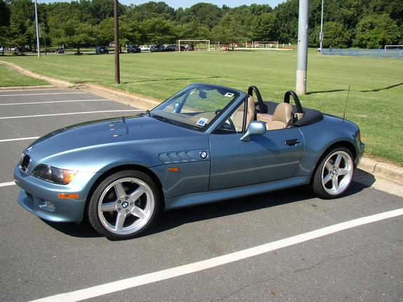 Schwa99x 1998 Bmw Z3 Specs Photos Modification Info At