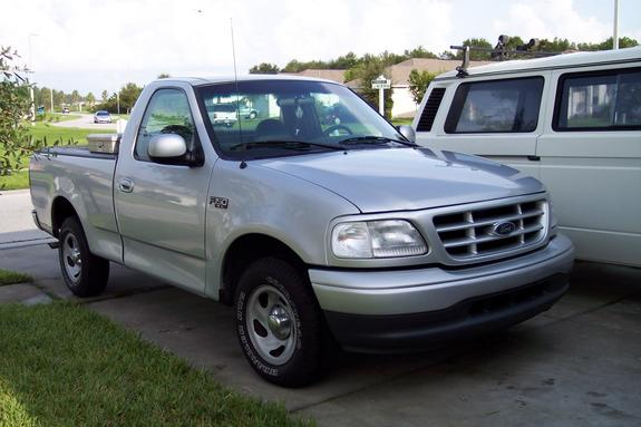 silver00f 2000 ford f150 regular cab specs photos modification info at cardomain. Black Bedroom Furniture Sets. Home Design Ideas