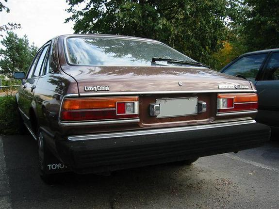 Another fintoy 1980 Toyota Corona post... - 4601701